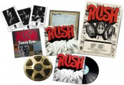Rush: Rediscovered - Plak