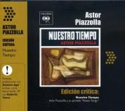 Astor Piazzolla: Nuestro Tiempo - CD