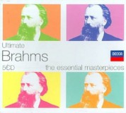 Çeşitli Sanatçılar: Brahms: Ultimate Brahms - CD