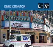 King Crimson: Live At The Orpheum (200 gr. - Limited Edition) - Plak