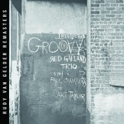 Red Garland: Groovy - CD