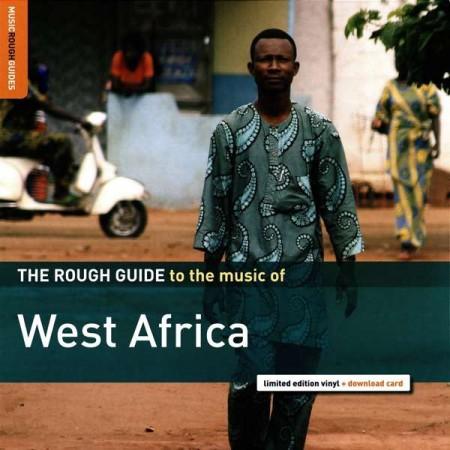 Çeşitli Sanatçılar: The Music Of West Africa - Plak