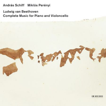 András Schiff, Miklos Perenyi: Ludwig van Beethoven: Complete Music for Piano and Violoncello - CD