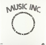 Charles Tolliver, Stanley Cowell, Cecil McBee, Jimmy Hopps: Music Inc - Plak