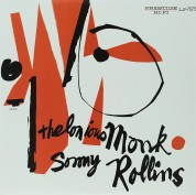 Thelonious Monk, Sonny Rollins: Thelonious Monk & Sonny Rollins - Plak