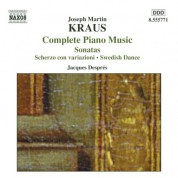 Kraus: Piano Music - CD