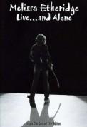 Melissa Etheridge: Live...And Alone - DVD