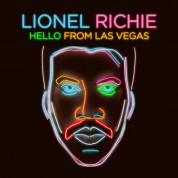 Lionel Richie: Hello From Las Vegas (Green Vinyl) - Plak