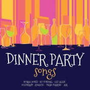 Çeşitli Sanatçılar: Dinner Party Songs - CD