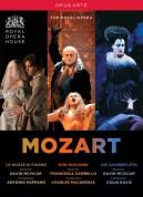 Mozart: Don Giovanni; Die Zaubertflöte; Le nozze di Figaro - DVD