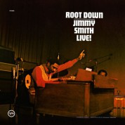 Jimmy Smith: Root Down - CD