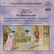 Strauss, R.: Rosenkavalier (Der) (Stevens, Steber / Metropolitan Opera / Reiner) (1949) - CD