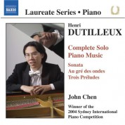 John Chen: Piano Recital: John Chen - CD