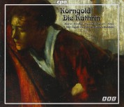BBC Concert Orchestra, Martyn Brabbins: Korngold: Die Kathrin - CD