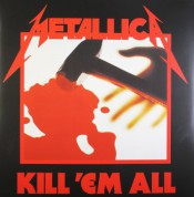 Metallica: Kill'em All - Plak