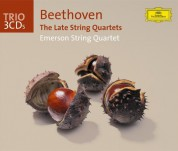 Emerson String Quartet: Beethoven: Late String Quartets - CD