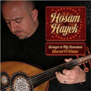 Hossam Hayek: Stranger in My Homeland - CD