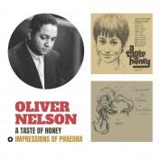 Oliver Nelson: A Taste Of Honey - Impressions Of Phaedra + 2 Bonus Tracks! (For the first time ever on CD!) - CD