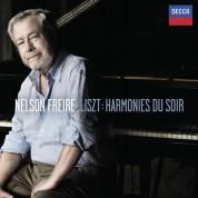Nelson Freire: Liszt: Harmonies Du Soir - CD