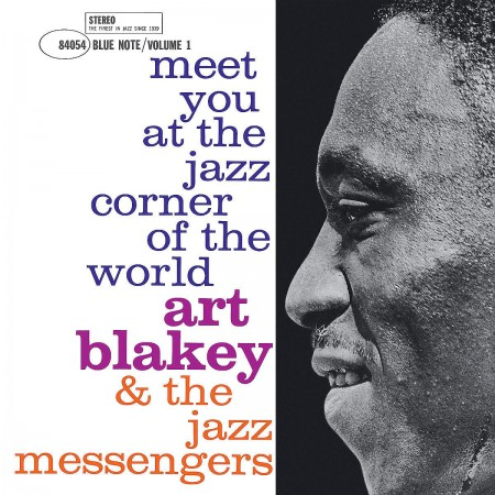 Art Blakey & The Jazz Messengers: Meet You At The Jazz Corner Of The World Vol. 1 - Plak