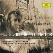 Gil Shaham, Jian Wang, Myung-Whun Chung, Paul Meyer: Messiaen: Quatuor Pour La Fin Du Temps - CD
