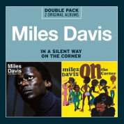 Miles Davis: In A Silent Way / On The Corner (Double Pack) - CD