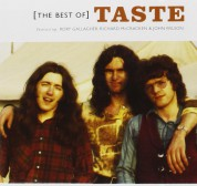 Taste, Rory Gallagher, Richard McCracken, John Wilson: The Best Of - CD