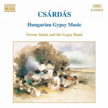 Csardas: Hungarian Gypsy Music - CD