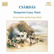 Csardas: Hungarian Gypsy Music - CD