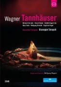 Wolfgang Brendel, Ruthild Engert-Ely, Hans Sotin, Bayreuther Festspiele, Giuseppe Sinopoli: Wagner: Tannhäuser - DVD