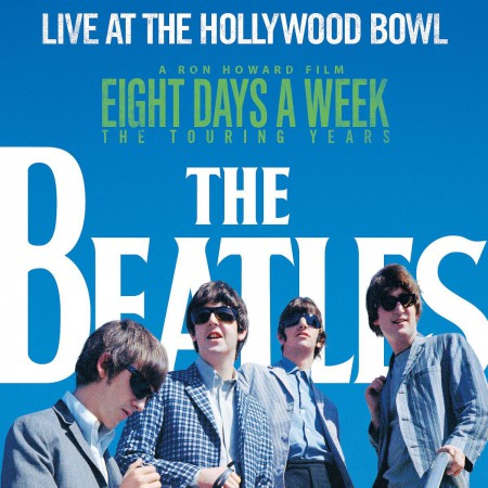 The Beatles: Live At The Hollywood Bowl - CD