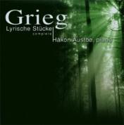 Håkon Austbö: Grieg: Complete Lyrische Stücke - CD
