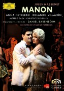 Alfredo Daza, Anna Netrebko, Christof Fischesser, Daniel Barenboim, Rolando Villazón, Staatskapelle Berlin: Massenet: Manon - DVD