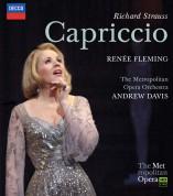Sir Andrew Davis, Renée Fleming, Metropolitan Opera Orchestra: Strauss, R: Capriccio - BluRay