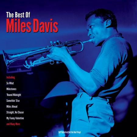 Miles Davis: The Best Of Miles Davis (Red Vinyl) - Plak