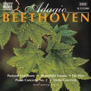 Beethoven: Adagio - CD
