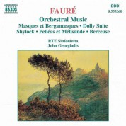 Faure: Orchestral Music - CD