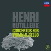 Pierre Amoyal, Lynn Harrell: Dutilleux: Concertos for Violin & Cello - CD