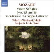 Mozart: Violin Sonatas, Vol. 5 - CD