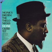Thelonious Monk: Monk's Dream (+1 Bonus Track) + Bonus CD Containing Monk's Dream + 6 Bonus Tracks! - Plak
