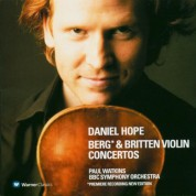 Daniel Hope: Berg & Britten: Violin Concertos - CD