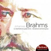 Çeşitli Sanatçılar: Portrait: Johannes Brahms - CD
