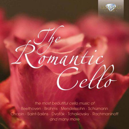 Çeşitli Sanatçılar: The Romantic Cello - CD