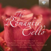 Çeşitli Sanatçılar: The Romantic Cello - CD