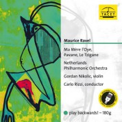 Nederlands Philharmonisch Orkest, Carlo Rizzi: Ravel: Ma Mere l'Oye, Tzigane - Plak