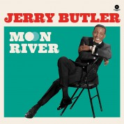Jerry Butler: Moon River + 3 Bonus Tracks! - Plak