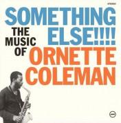 Ornette Coleman: Something Else!!! - Plak