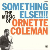Ornette Coleman: Something Else!!! - Plak