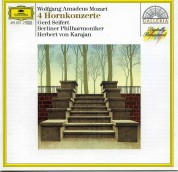 Berliner Philharmoniker, Gerd Seifert, Herbert von Karajan: Mozart: Hornkonzerte - CD