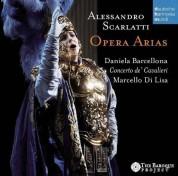 Daniela Barcellona, Marcello di Lisa, Concerto de Cavalieri: Scarlatti: Opera Arias - CD